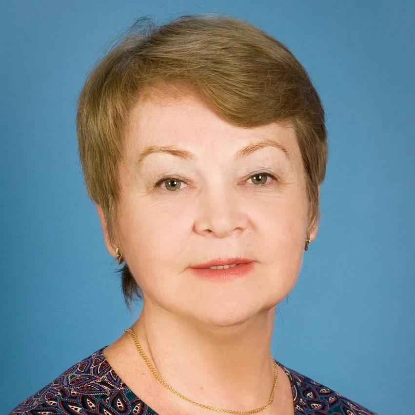 Мария Николаевна Магерова