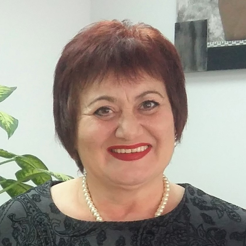 Валентина Аникторовна Жердева