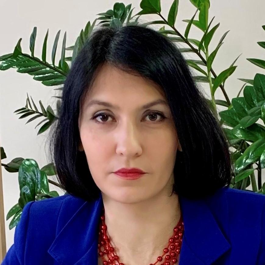 Ольга Александровна Покид