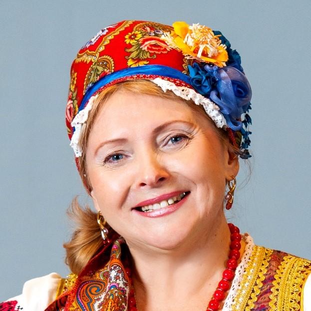 Лариса Николаевна Калугина