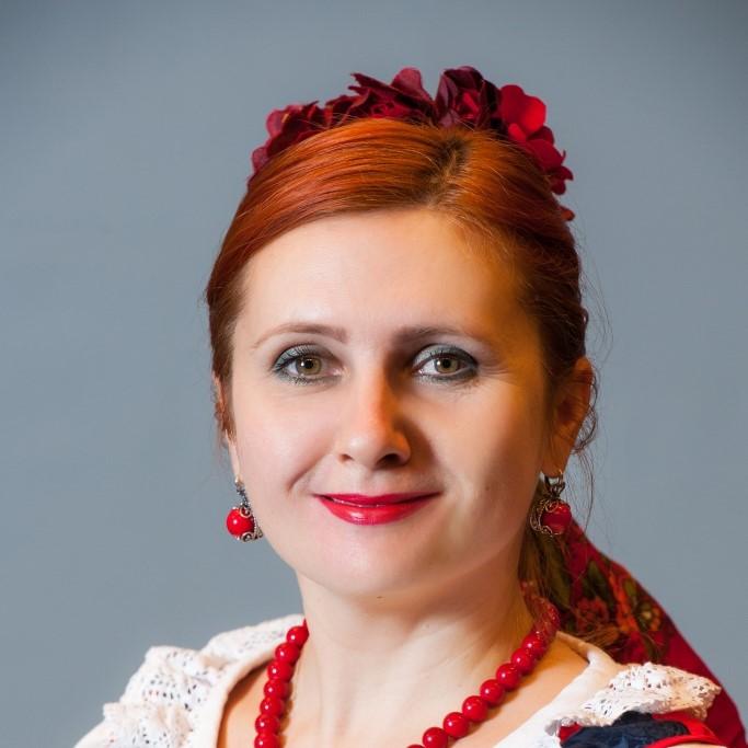 Ирина Николаевна Сенина