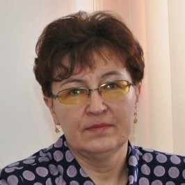 Алла Ивановна              Шульга