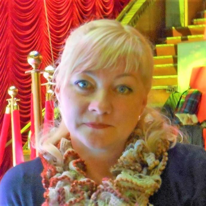 Елена Вячеславовна Сырцева