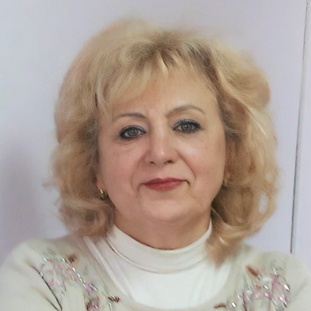 Людмила Тимофеевна Быковская