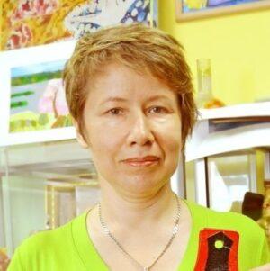Ольга Владимировна Левицкая