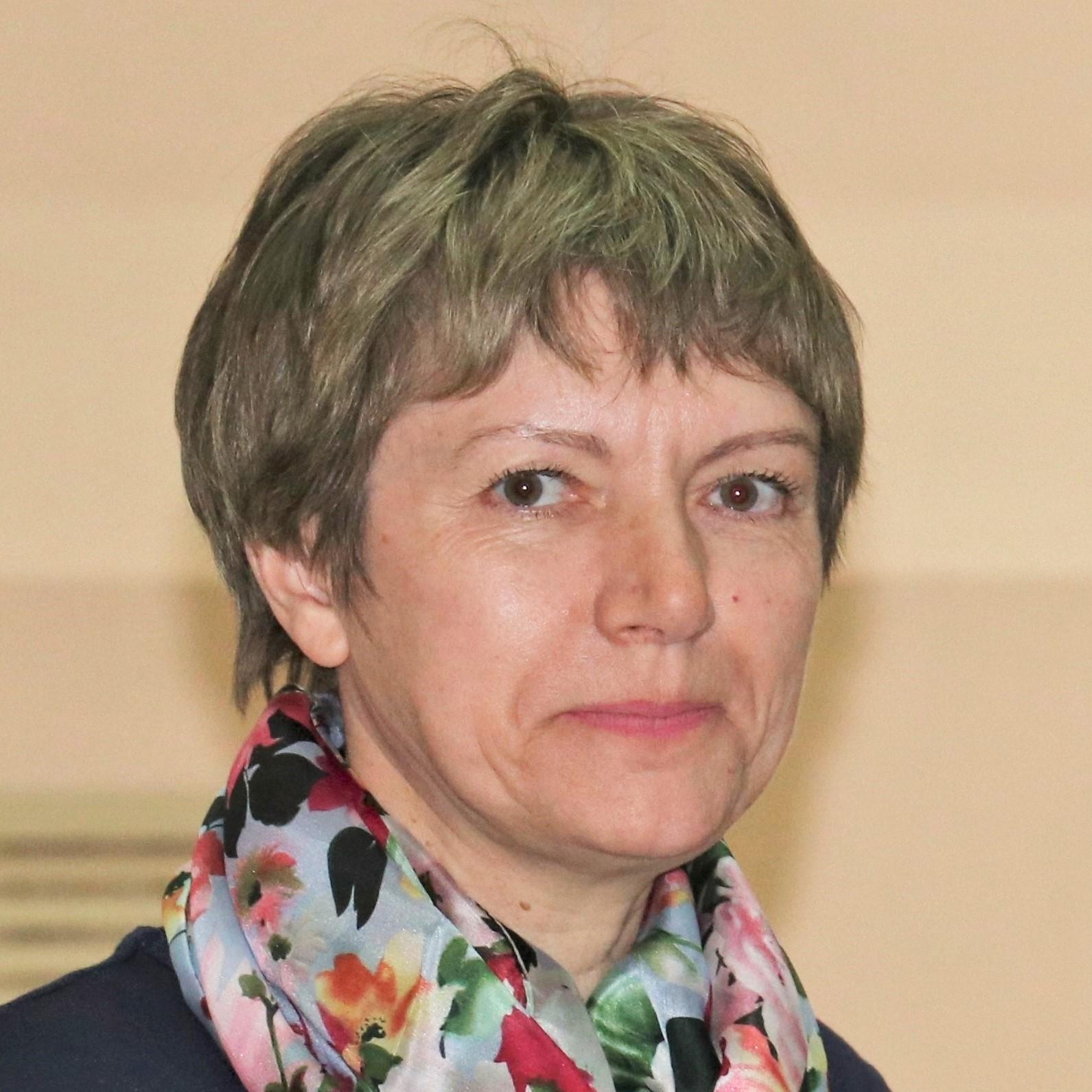 Галина Петровна Васькова