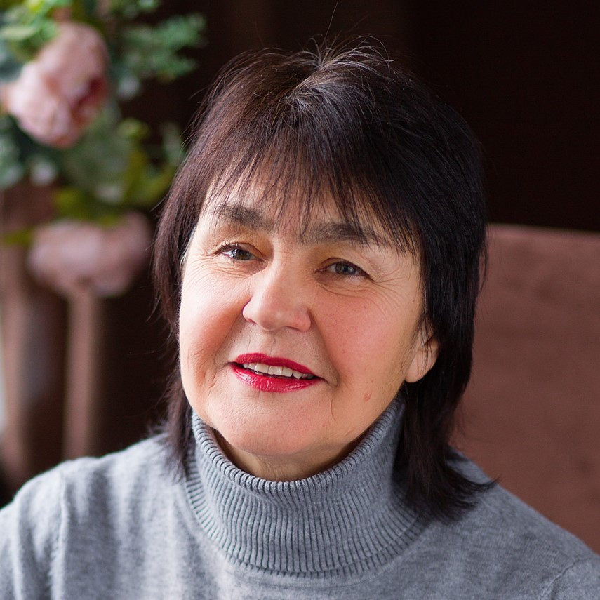 Таисия Фёдоровна Жаркова