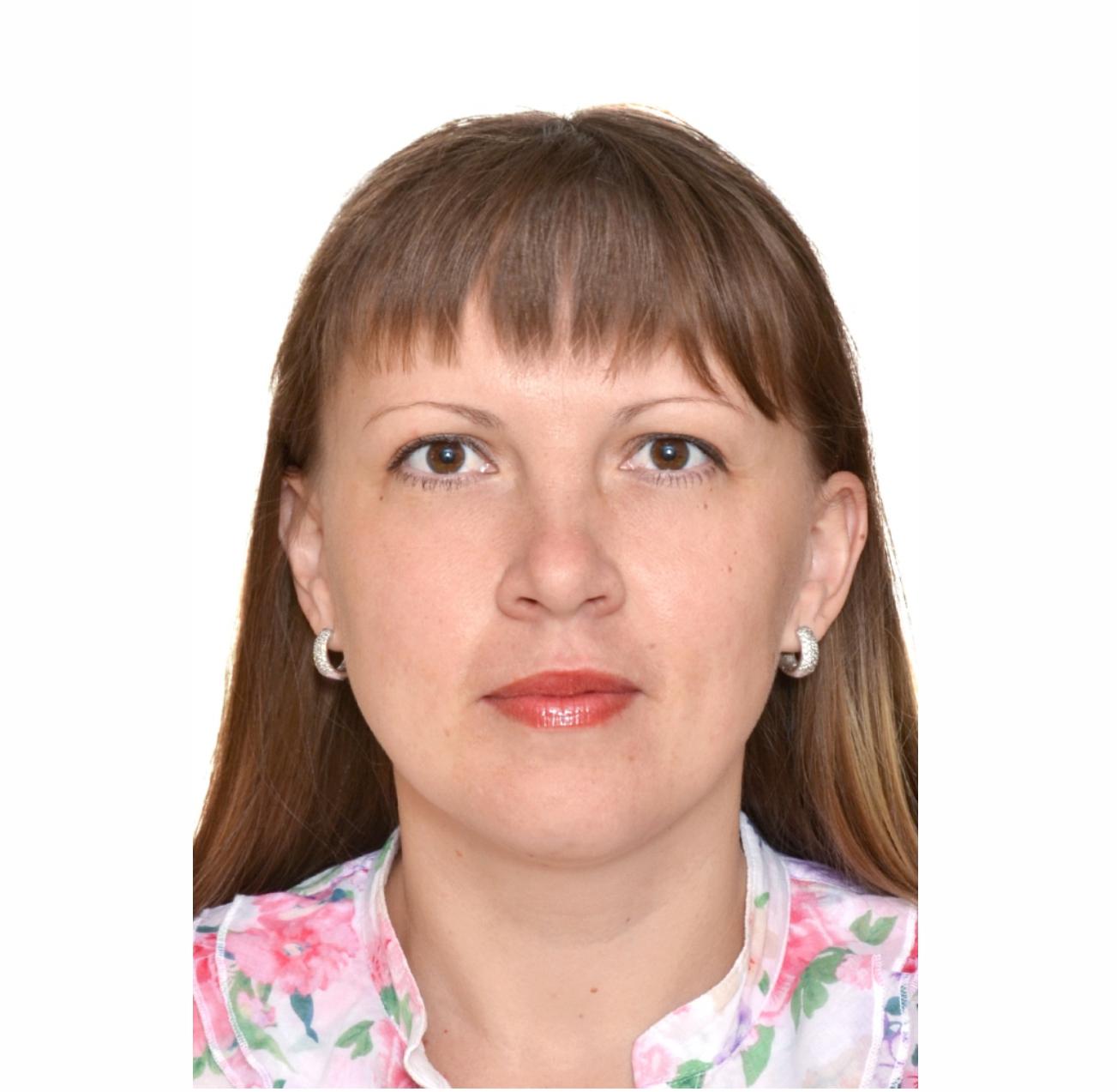 Анна Николаевна Шуняева