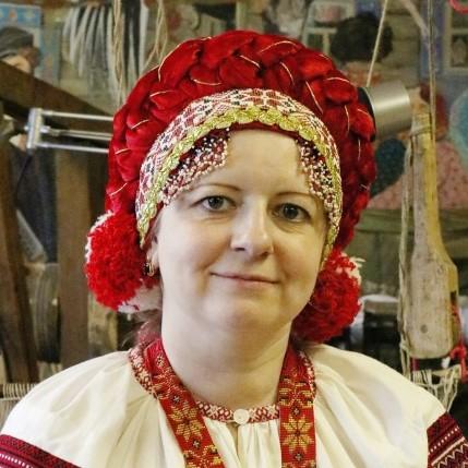 Юлия Владимировна Зиновченкова
