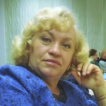 Татьяна Ивановна Кащеева
