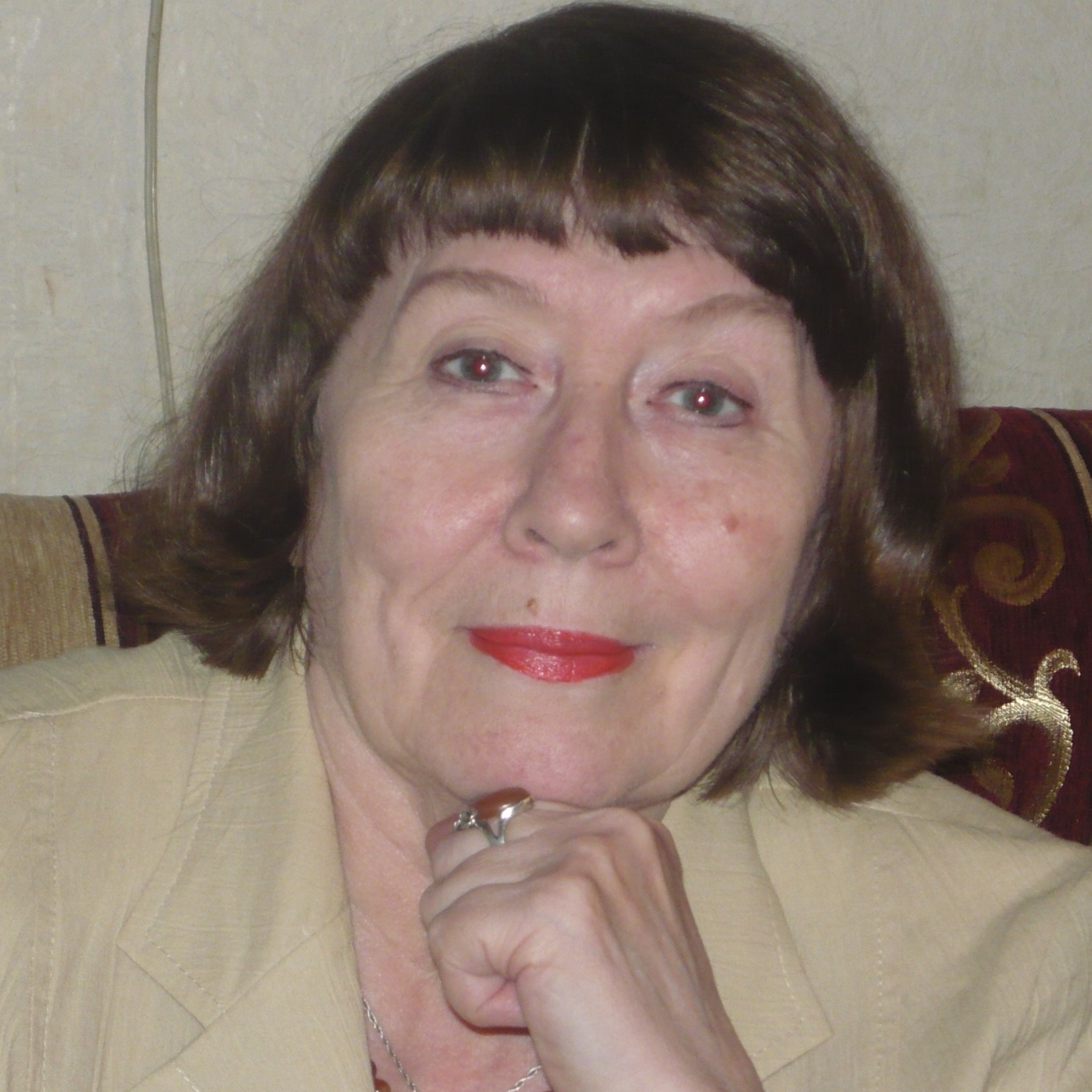 Елена Кирилловна Кирюшина