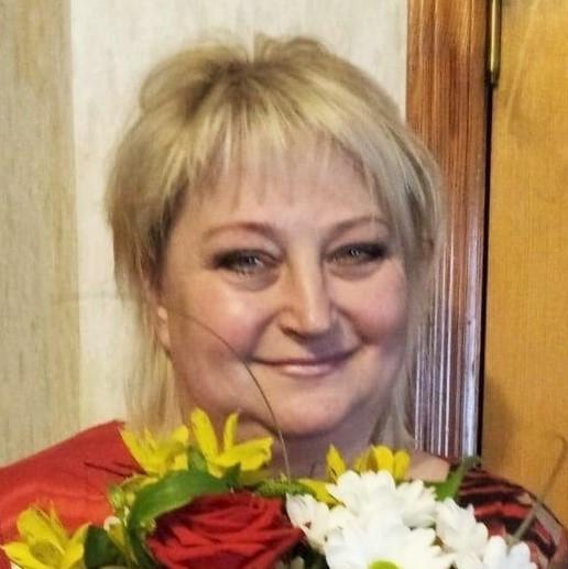 Марина Яковлевна Бирюкова