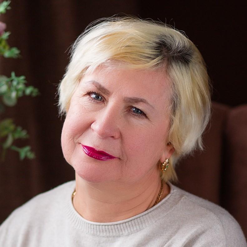 Людмила Яковлевна Чернякова