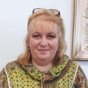 Наталья Витальевна Юдкина