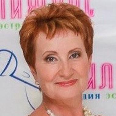 Марина Владимировна Истомина
