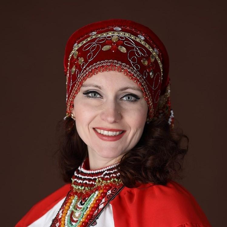 Ольга Викторовна Лашина