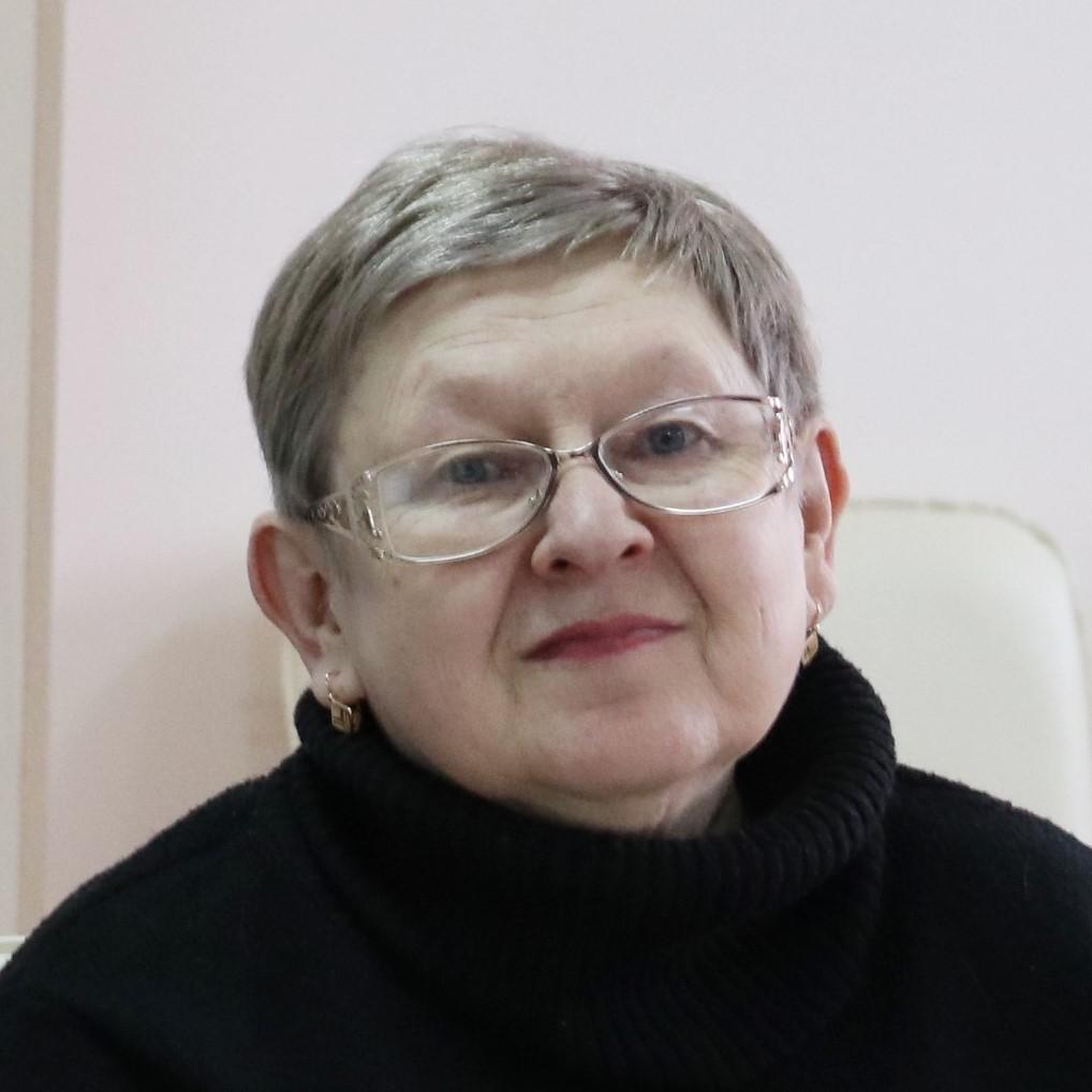 Наталья Васильевна Гавренкова