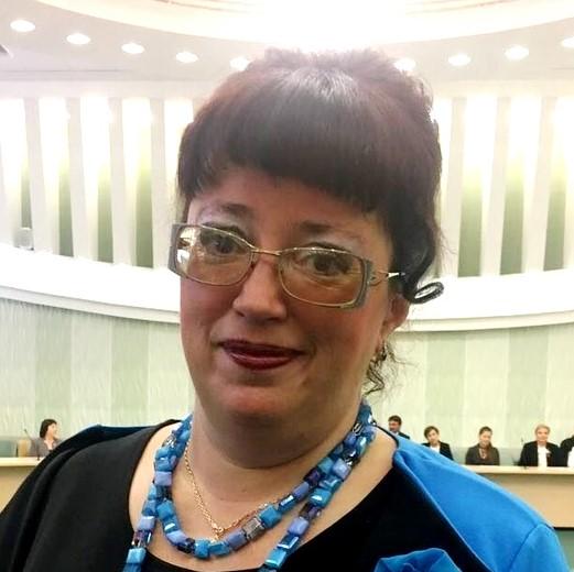 Ирина Борисовна Цацурина