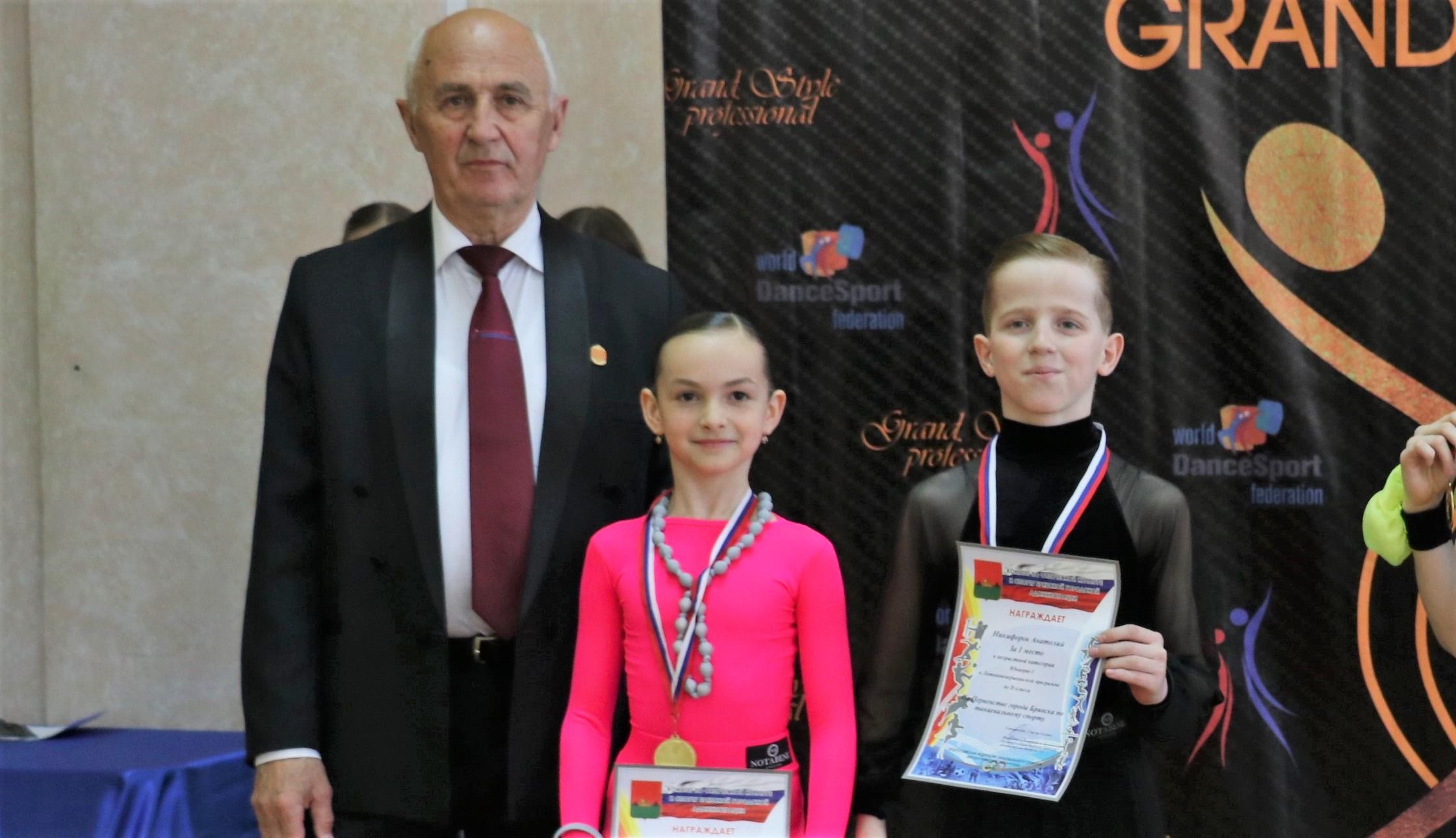 Соревнования по танцевальному спорту