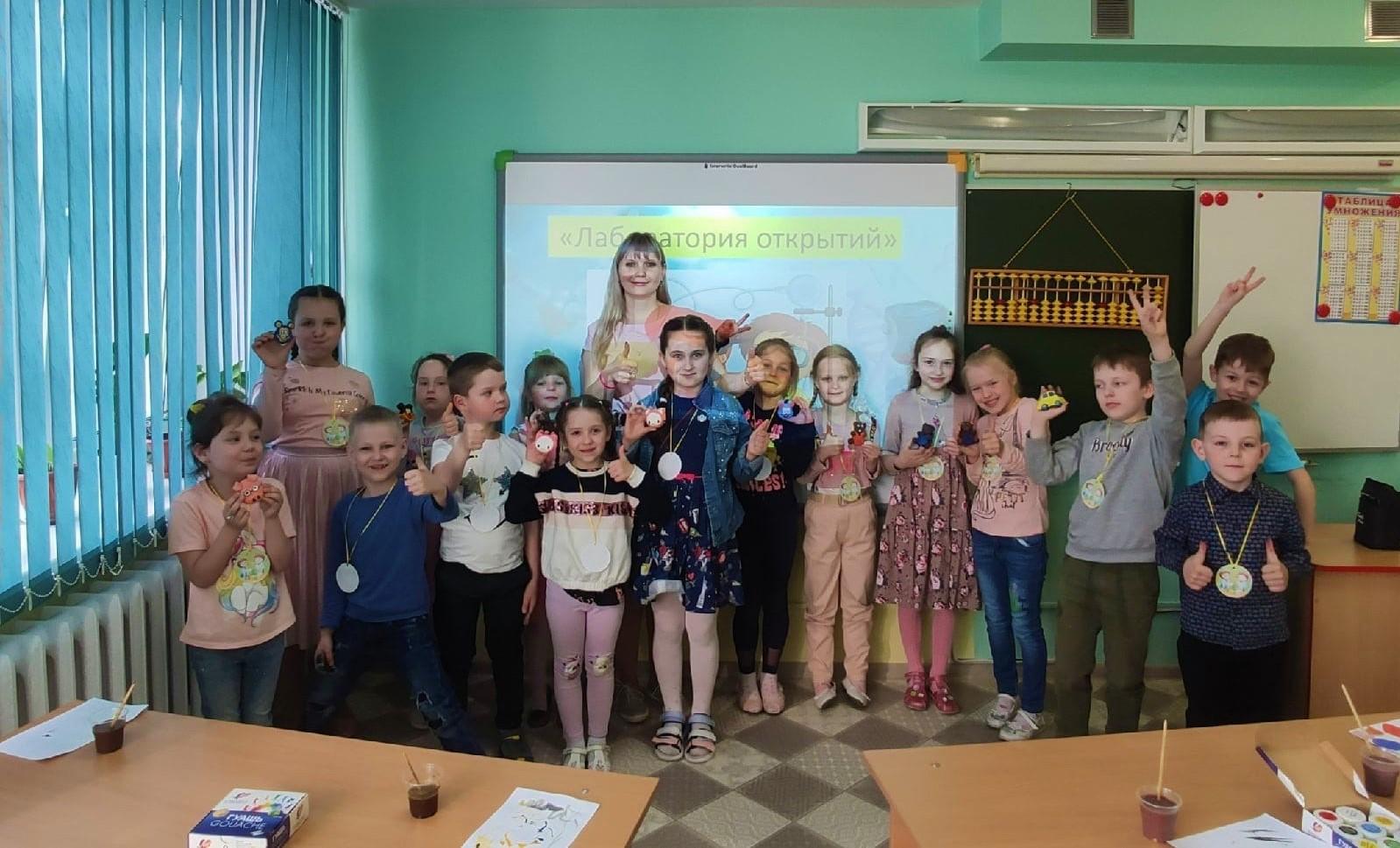 Окончание учебного года в АРИ «Юникид»