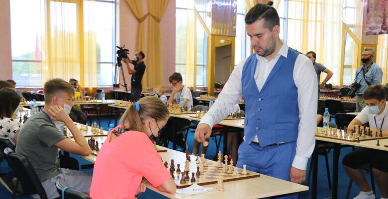 Cтартовали всероссийские соревнования по быстрым шахматам