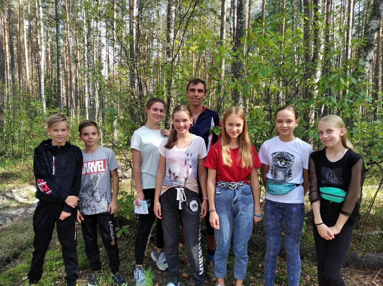 «Юные туристы-многоборцы» — победители соревнований!