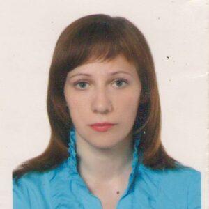 Наталья Константиновна Кравченко