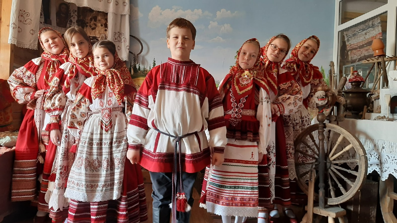 Поздравляем обучающихся ДФШ «Калинушка»!