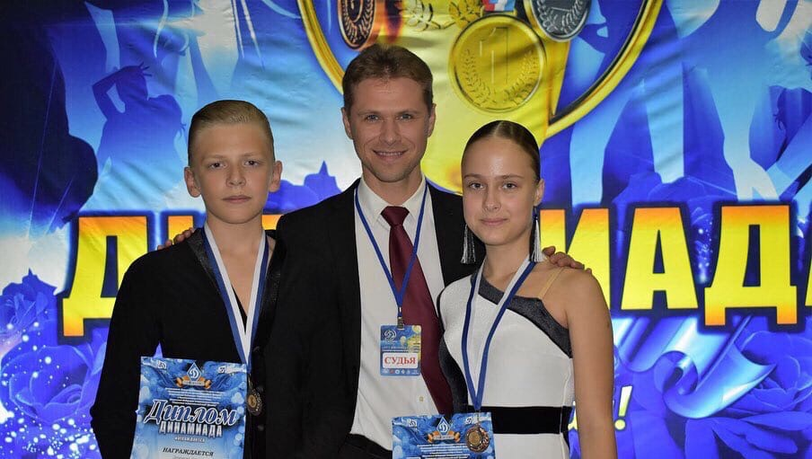 Успех ССТ «Гранд» на соревнованиях «ДИНАМИАДА 2021»